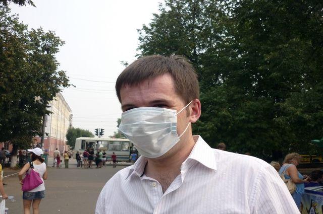 С апреля кировчане задыхаются от неприятного запаха в городе