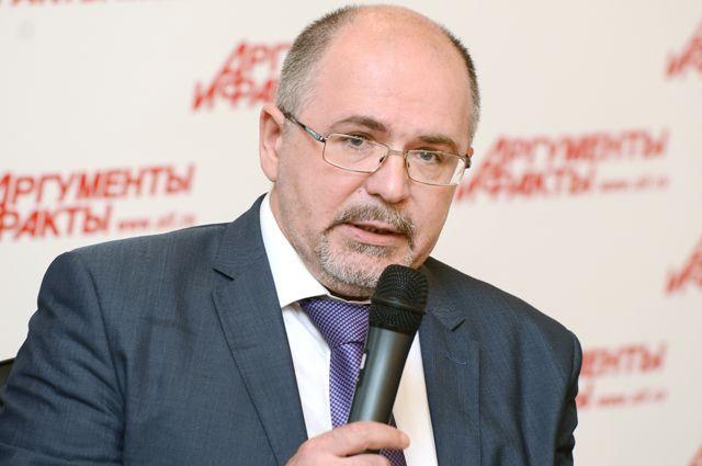 Владимир Шикин, заместитель директора по маркетингу Национального бюро кредитных историй