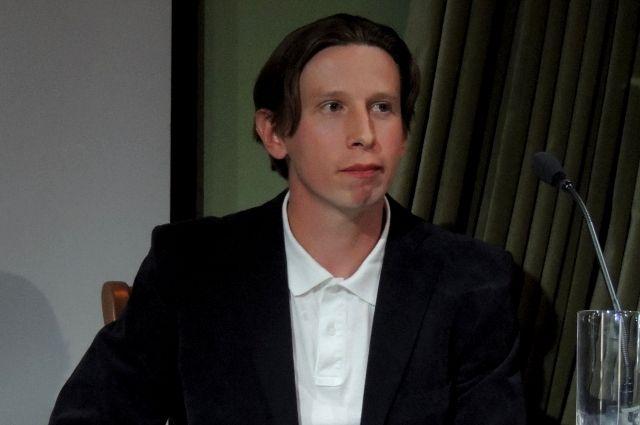Актер Дмитрий Лысенков.