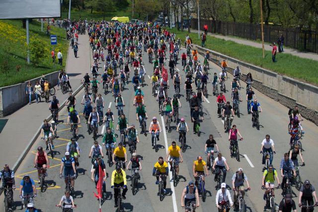 В Нидерландах велосипеды имеют 99% населения, в Германии – 75%, в Японии – 57%, а в России – 15%.