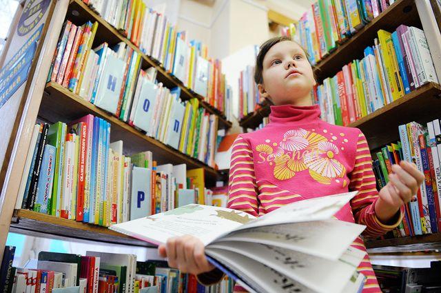 Дети читали разные произведения.