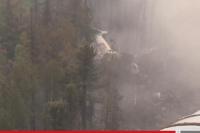 Пропавший Ил-76 в Приангарье искали несколько дней