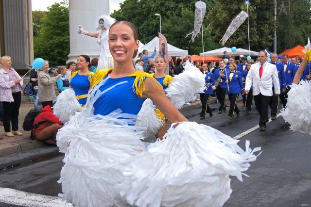 День города в Калининграде отметят 9 и 10 июля.