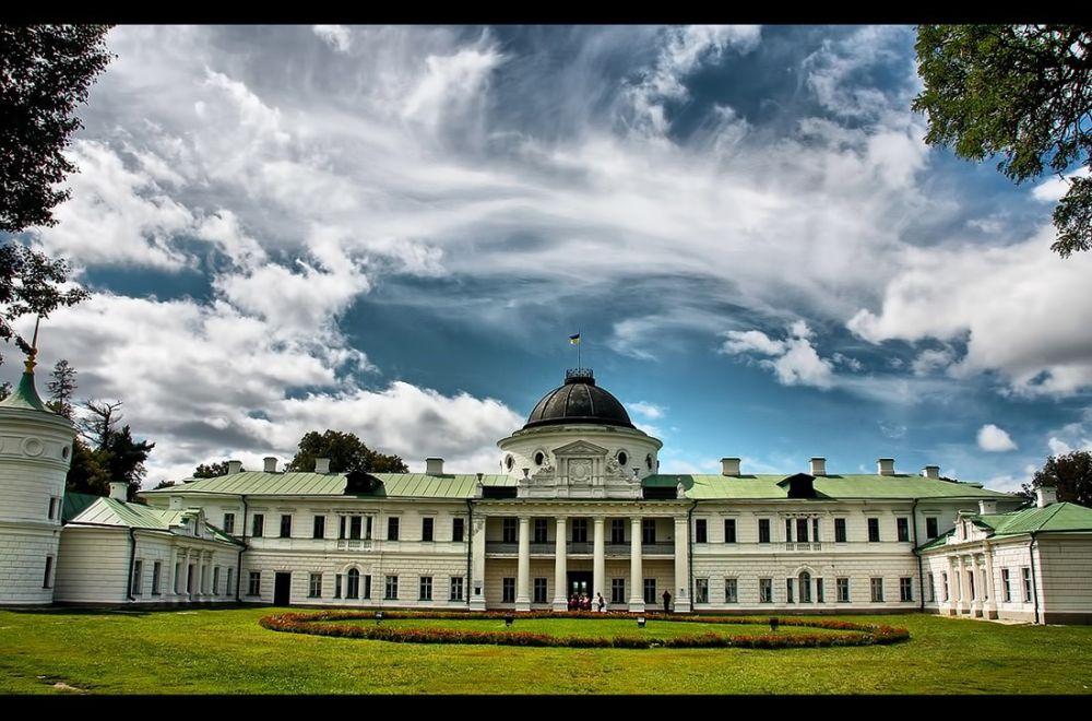 Усадьба Качановка в Чернигове