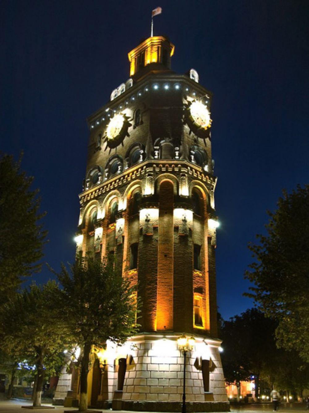 Водонапорная башня в Виннице