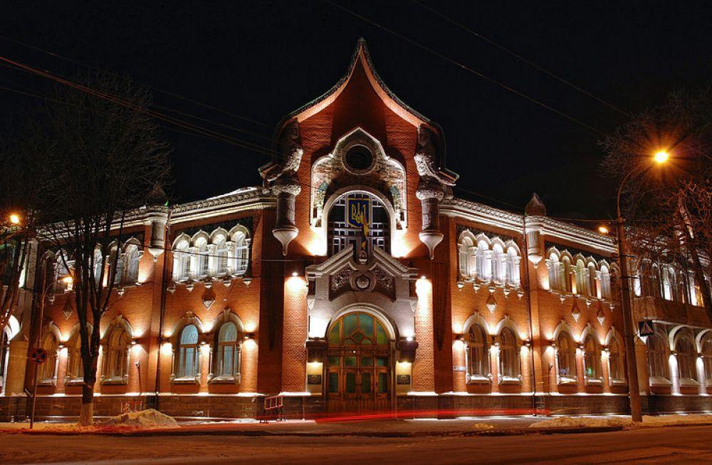 Русский сельский банк в Полтаве