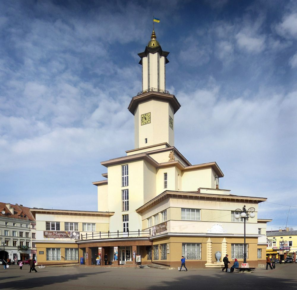 Краеведческий музей в Ивано-Франковске