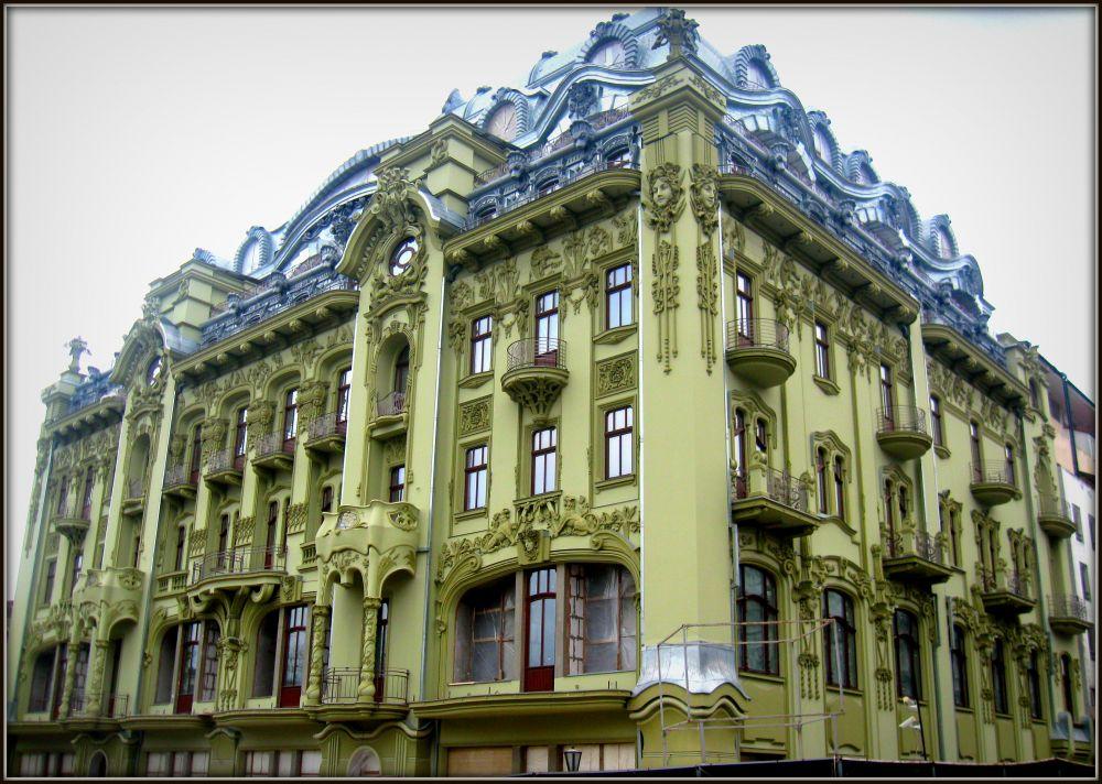 Московская Большая гостиница в Одессе