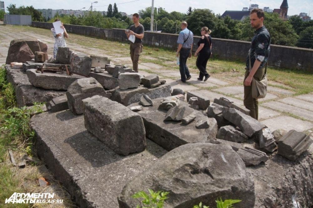На месте раскопок планируют организовать новую экспозицию.