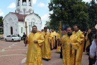 На месте разрушенного Казанского собора построили новый