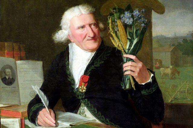 Антуан-Огюст Пармантье – французский фармацевт и агроном эпохи Просвещения.
