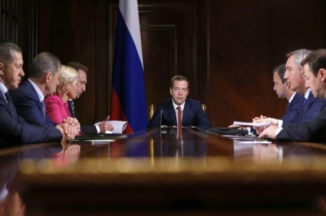 Руководство Российской Федерации одобрило заморозку бюджета до 2019