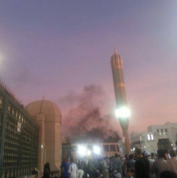 Число жертв взрыва рядом с Мечетью Пророка в Медине выросло до четырех человек.