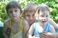 Младшие дети Грицуновых: они разные, но такие любимые!