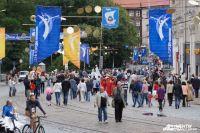 В Калининграде на День города отменили лазерное шоу.