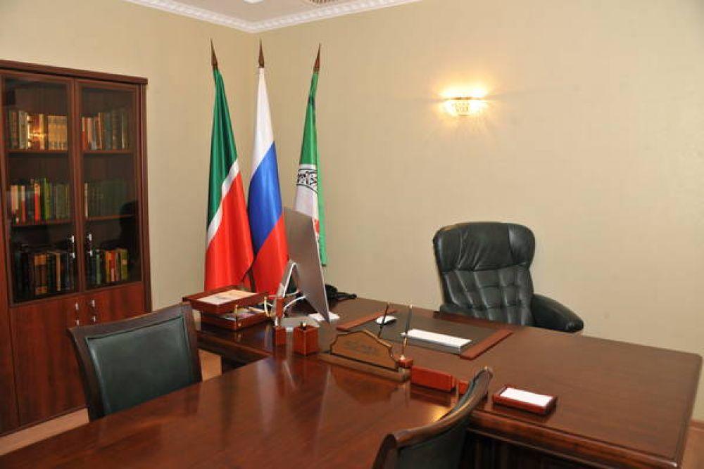 Резиденция муфтия Татарстана теперь располагается на ул. Тукая