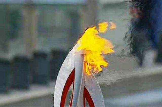 Олимпийский огонь зажжется совсем скоро