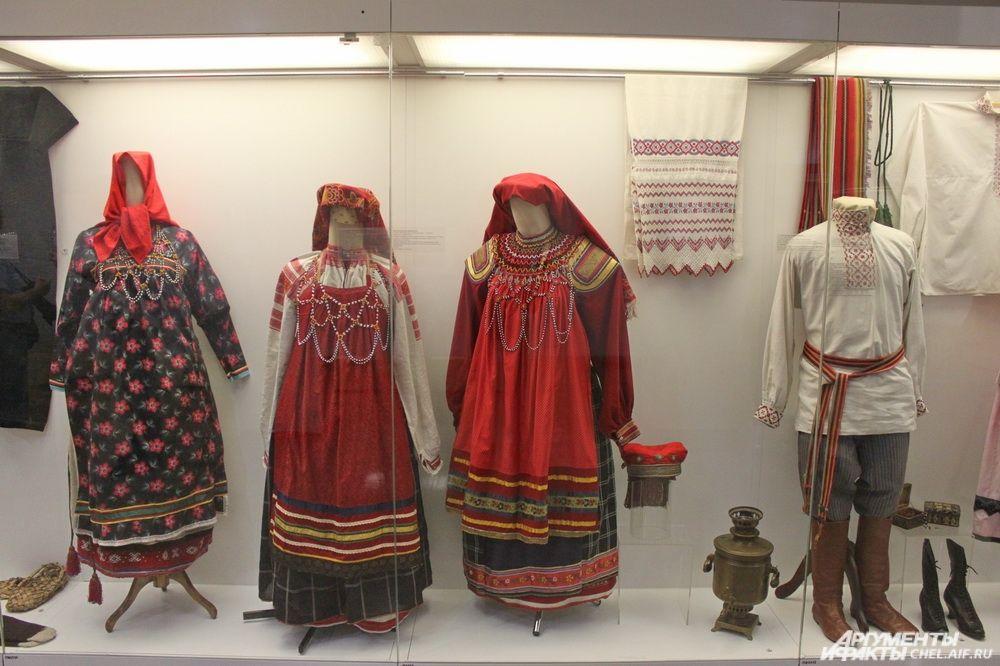 Свадебные платья тюркских народов конца XIX – начала XX века.