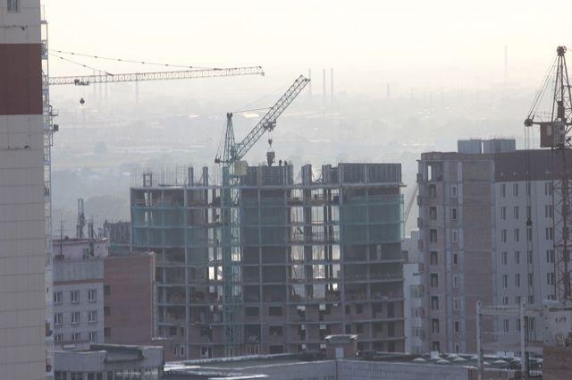В Новосибирске стали медленнее строить