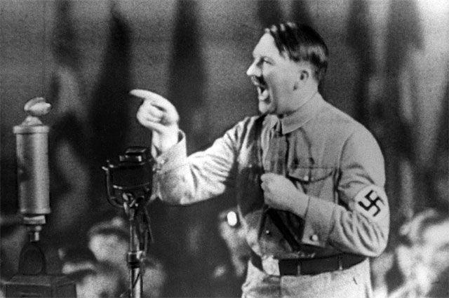 Кадр из фильма Михаила Ромма «Обыкновенный фашизм», 1965 год.