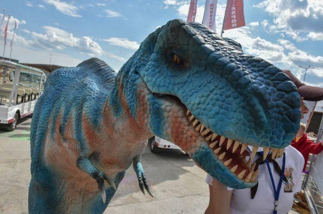 К смерти динозавров привел «двойной удар»— ученые