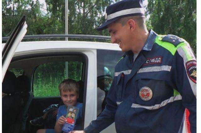 Уже выявлено 47 нарушений в правилах перевозки детей.