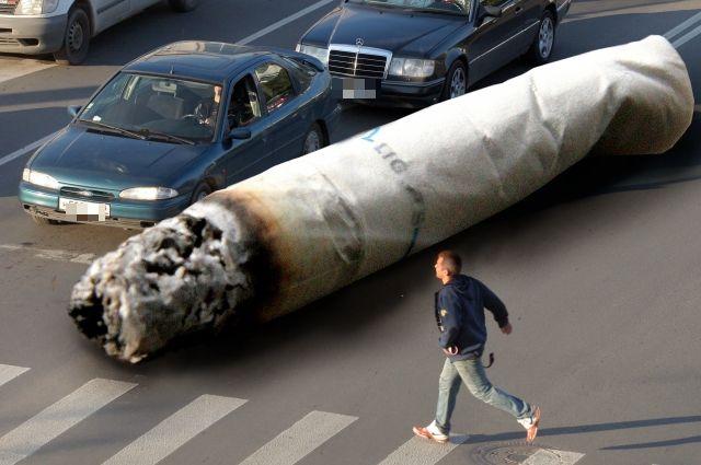 Ежегодно от болезней, к которым приводит табак, умирают 400 тыс. человек в России.