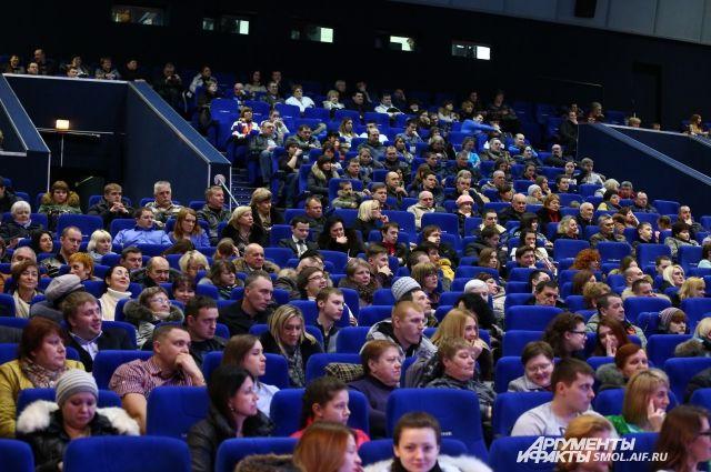 В Немане, Черняховске, Зеленоградске и Гвардейске появятся новые кинозалы.