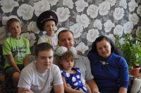 В большой семье Карасёвых скучно не бывает.