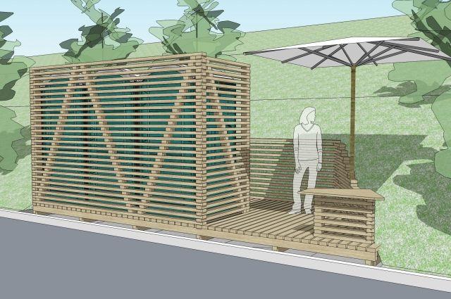 Разработка единого архитектурного решения для набережной Енисея началась в 2014-м году.
