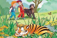 «Амурчик в городе, или Новые приключения тигрёнка»