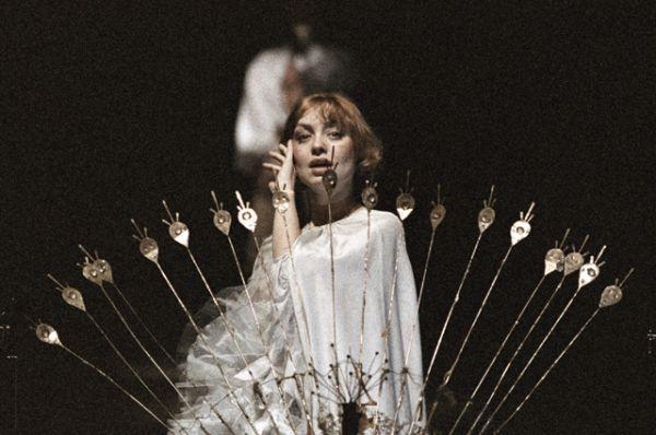 Кончита — заслуженная артистка РСФСР Елена Шанина.