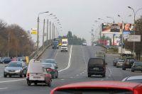 Теперь уже бывший Московский проспект в Киеве.
