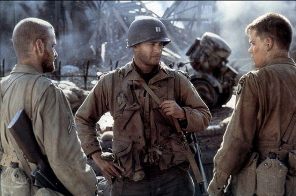 Последующие роли только укрепляли актёрский успех Хэнкса и получали одобрение кинокритиков: «Спасти рядового Райана» (1998),