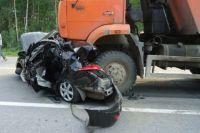 Авария произошла 7 июля в Балахтинском районе.