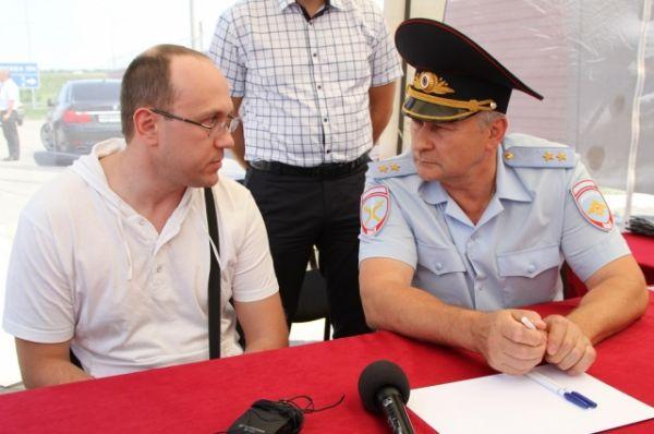 Свое мнение о работе инспекторов ДПС смогли высказать и ростовчане.