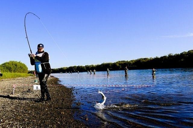 рыбалка в елизовском районе