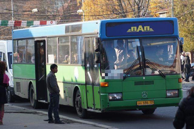 Калининградцам предлагают выбрать голоса ТВ-ведущих для объявления остановок вавтобусах