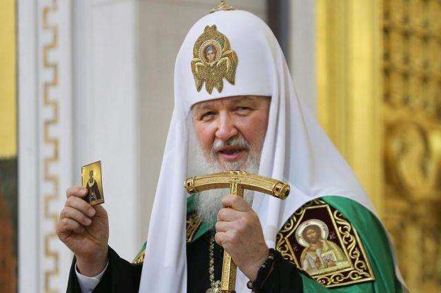 Патриарх Кирилл поздравил жителей Калининградской области с юбилеем региона.
