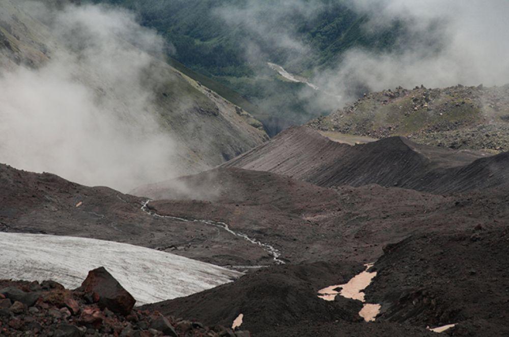 Винтерфелл – горы Кавказа.
