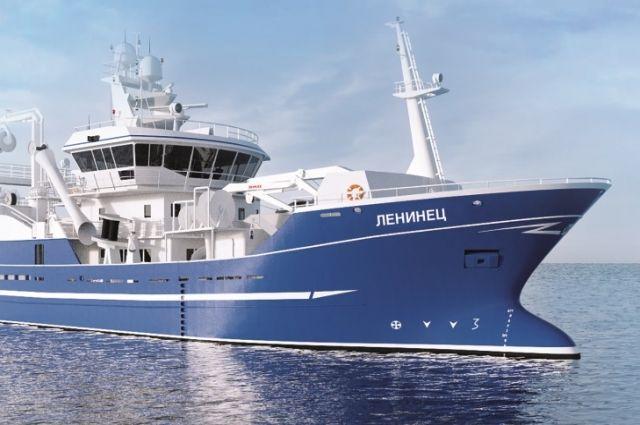 Длина судна – 50,6 м, ширина – 12 м, мощность главного двигателя – ок. 2200 кВт. Конструкция предусматривает работу донным и пелагическим тралом, снюрреводом и кошельковой сетью.