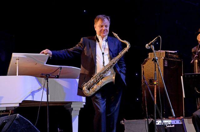 Маэстро джаза Игорь Бутман приедет на музыкальный фестиваль в г. Чадан.