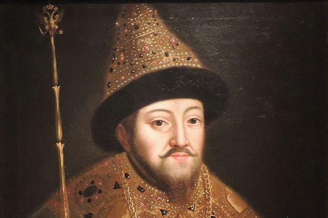 Царь Михаил Фёдорович.