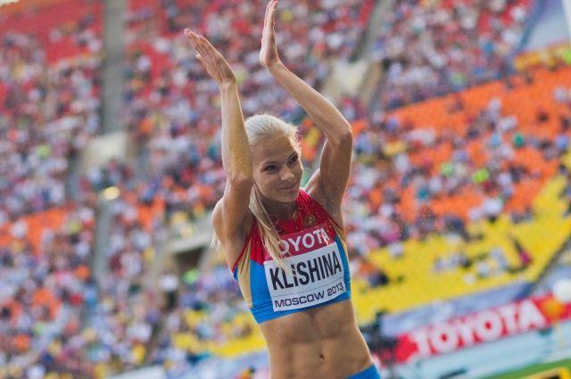 IAAF разрешил Клишиной выступить наИграх