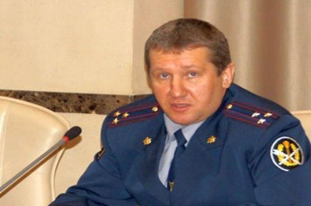 До сих пор Васильев исполнял обязанности начальника ГУФСИН по краю.