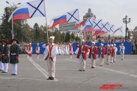 Празднование юбилея Омска начнётся на Соборной площади.