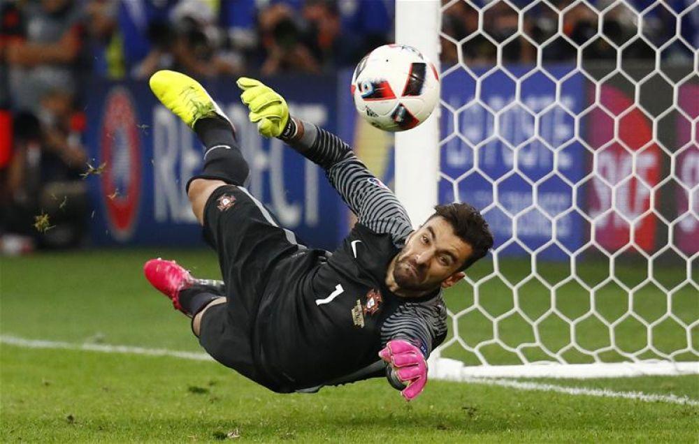 Последние 335 минут на Евро Португалия не пропускала. Браво, Руи Патрисиу