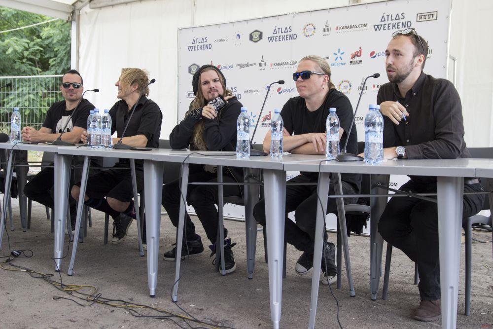 Эта рок-группа очень известна во всем мире