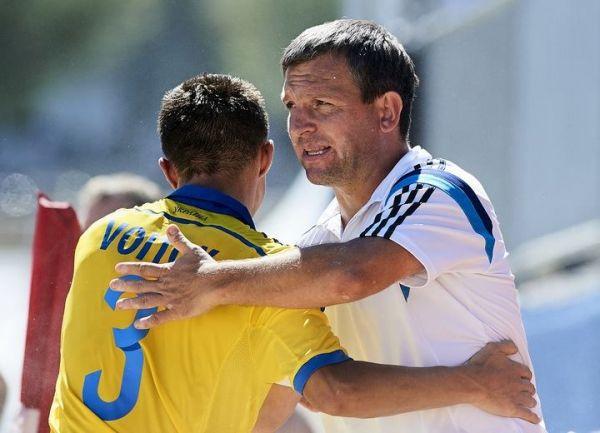 Сборная Украины в целом осталась довольна результатом отборочных матчей
