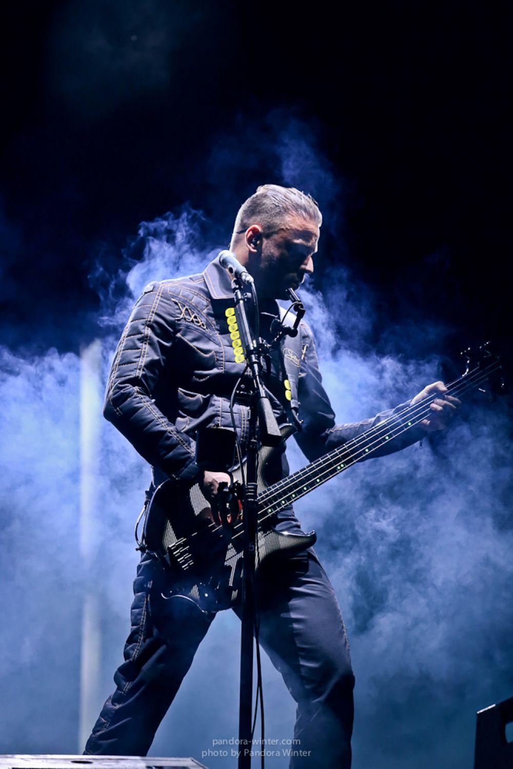 Гитарист Muse Крис Уолстенхолм